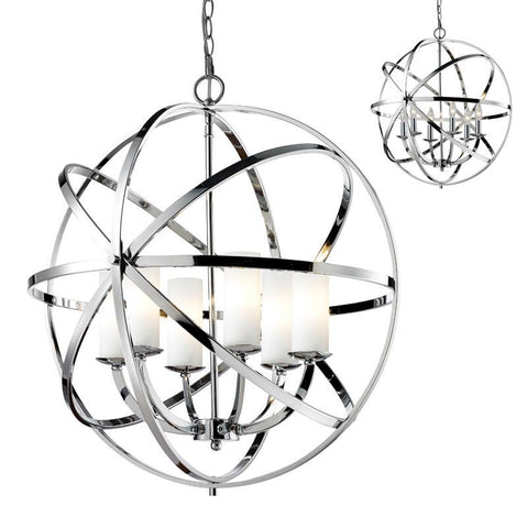 Z-Lite 6017-6L-CH 6 Light Pendant - ZLiteStore