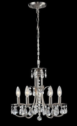 Z-Lite 852bn Pearl Collection 5 Light Chandelier - ZLiteStore