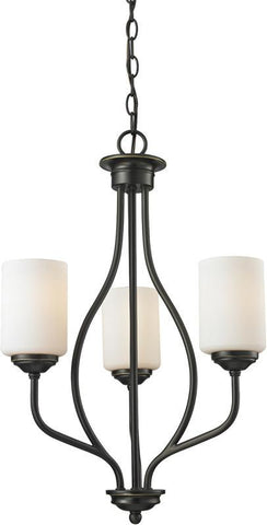 Z-Lite 414-3 3 Light Chandelier - ZLiteStore