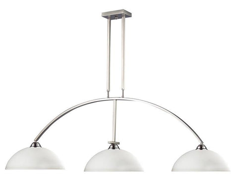 Z-Lite 151bn-dmo14 Martini Collection 3 Light Billiard - ZLiteStore