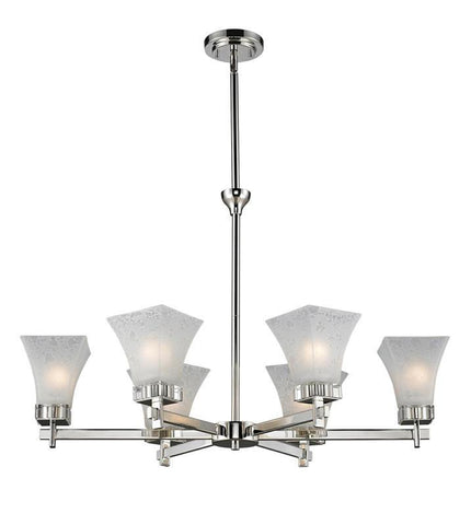 Z-Lite 319-6 Six Light Chandelier Light - ZLiteStore