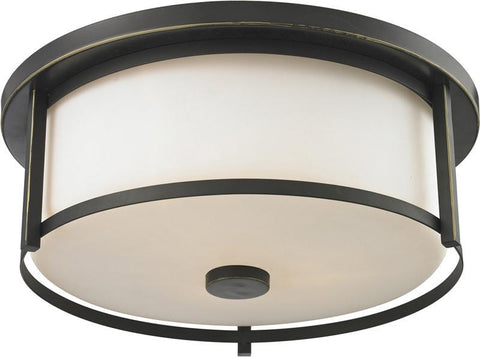 Z-Lite 413F16 3 Light Flush Mount - ZLiteStore
