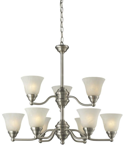 Z-Lite 2110-9 Athena Collection 9 Light Chandelier - ZLiteStore