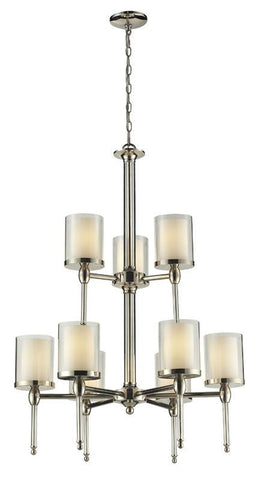 Z-Lite 1908-9 Argenta Collection 9 Light Chandelier - ZLiteStore