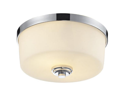 Z-Lite 225F2 2 Light Flush Mount Light - ZLiteStore