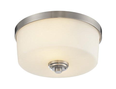 Z-Lite 226F2 2 Light Flush Mount Light - ZLiteStore