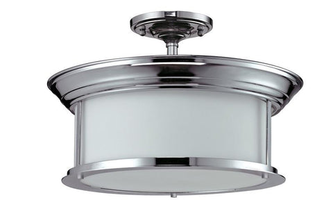 Z-Lite 2003sf-ch Sonna Collection 3 Light Semi-Flush Mount - ZLiteStore