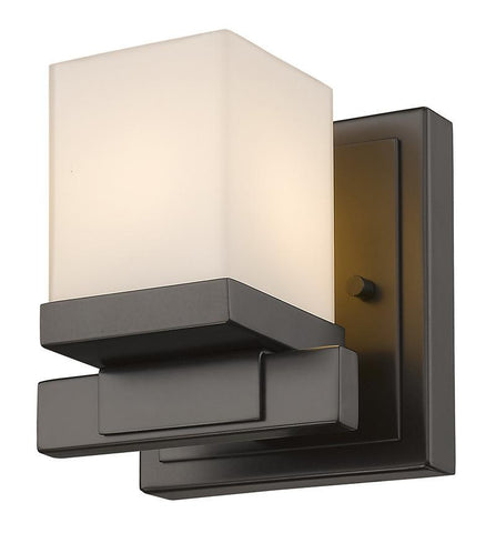 Z-Lite 1913-1S-BRZ 1 Light Wall Sconce - ZLiteStore