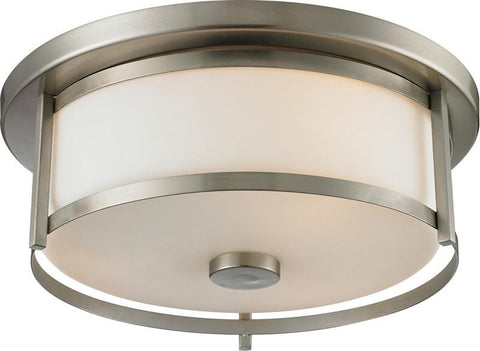 Z-Lite 412F14 2 Light Flush Mount - ZLiteStore