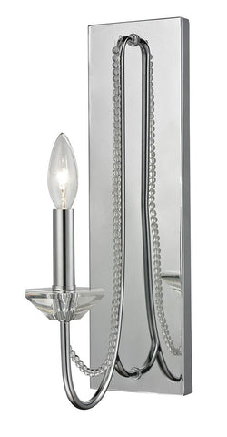 Z-Lite 429-1S-CH 1 Light Wall Sconce - ZLiteStore