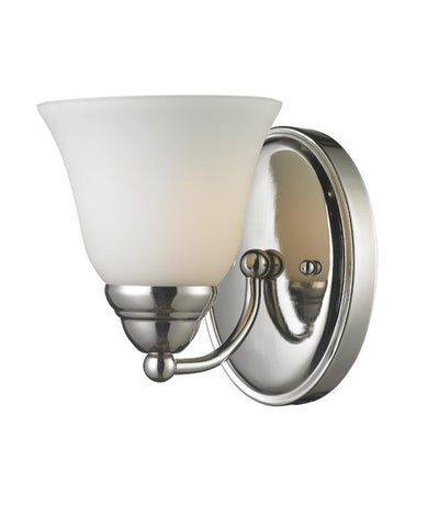 Z-Lite 2108-1v Athena Collection 1 Light Vanity Light - ZLiteStore