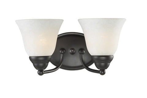 Z-Lite 2116-2v Athena Collection 2 Light Vanity Light - ZLiteStore