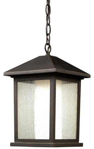 Z-Lite 524CHB 1 Light Outdoor Chain Light - ZLiteStore