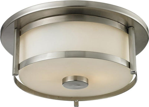 Z-Lite 412F11 2 Light Flush Mount - ZLiteStore