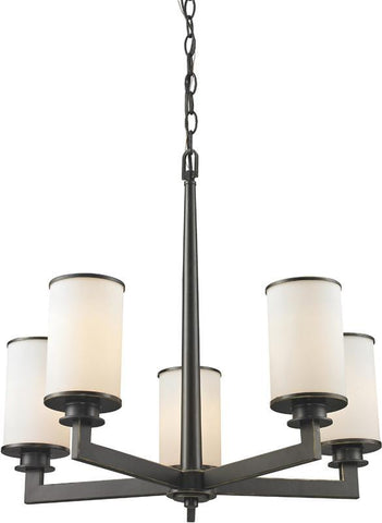 Z-Lite 413-5 5 Light Chandelier - ZLiteStore