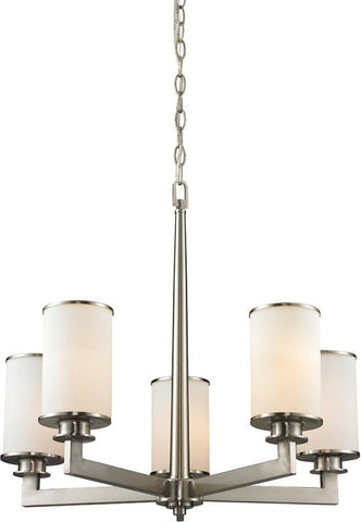 Z-Lite 412-5 5 Light Chandelier - ZLiteStore