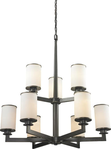 Z-Lite 413-9 9 Light Chandelier - ZLiteStore