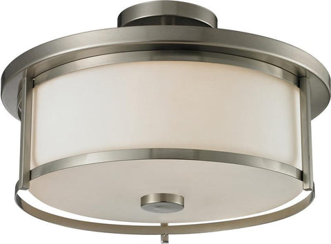 Z-Lite 412SF16 3 Light Semi Flush Mount - ZLiteStore