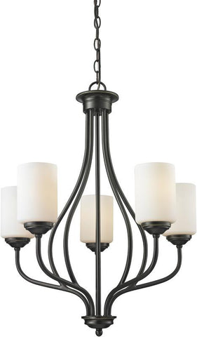 Z-Lite 414-5 5 Light Chandelier - ZLiteStore