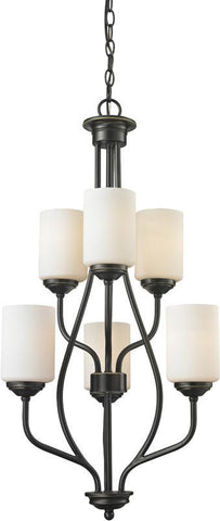 Z-Lite 414-6 6 Light Chandelier - ZLiteStore