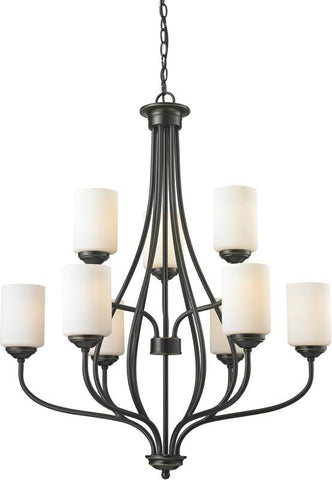 Z-Lite 414-9 9 Light Chandelier - ZLiteStore