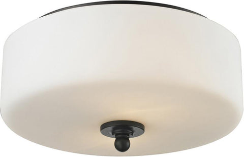 Z-Lite 414F2 2 Light Flush Mount - ZLiteStore