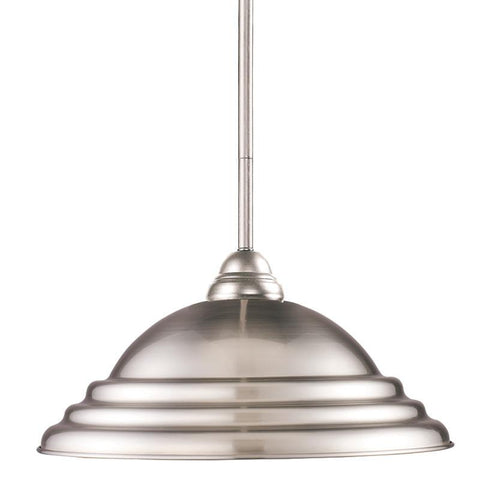 Z-Lite 2110MP-BN-SBN 1 Light Pendant - ZLiteStore