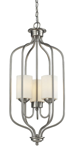 Z-Lite 434-31-BN 3 Light Pendant - ZLiteStore