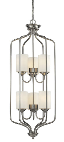 Z-Lite 434-40-BN 6 Light Pendant - ZLiteStore