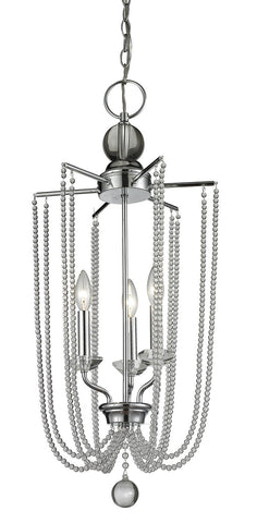 Z-Lite Serenade 429-3C-CH 3 Light Pendant - ZLiteStore