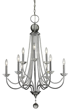 Z-Lite 429-9-CH 9 Light Chandelier - ZLiteStore