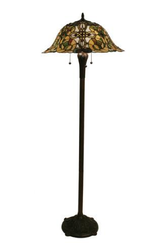 Z-Lite Sherwood Chestnut Bronze 3 Light Floor Lamp R20A-9FL - ZLiteStore