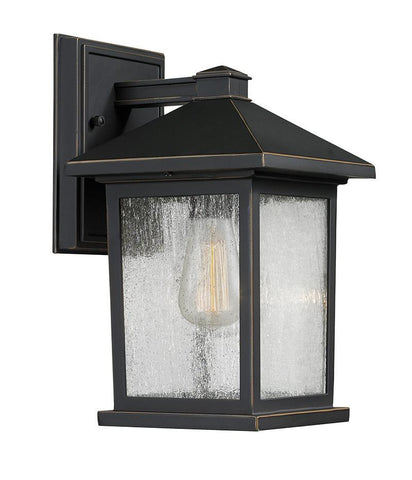 Z-Lite 531S-ORB 1 Light Outdoor Wall Light - ZLiteStore