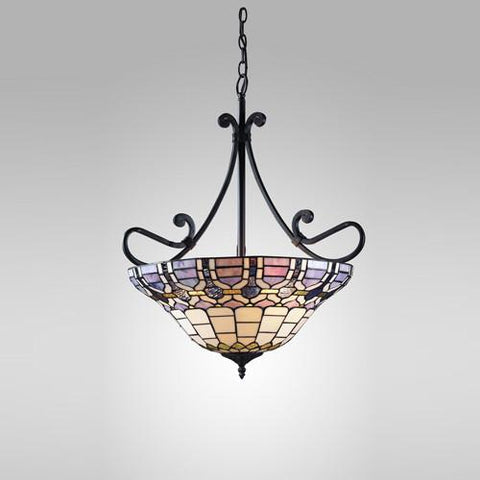 Z-Lite Regal Weathered Bronze 3 Light Pendant H22-4P - ZLiteStore