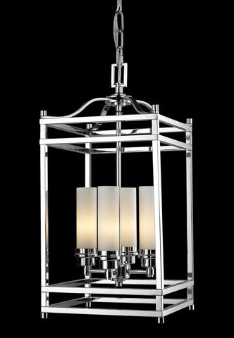 Z-Lite 180-4 Altadore Collection Chrome Finish 4 Light Pendant - ZLiteStore