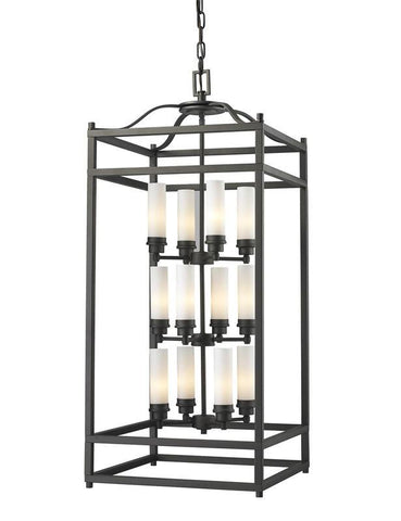 Z-Lite 181-12 Altadore Collection Bronze Finish 12 Light Pendant - ZLiteStore