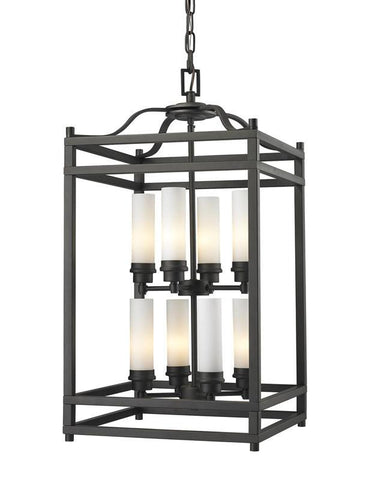 Z-Lite 181-8 Altadore Collection Bronze Finish 8 Light Pendant - ZLiteStore