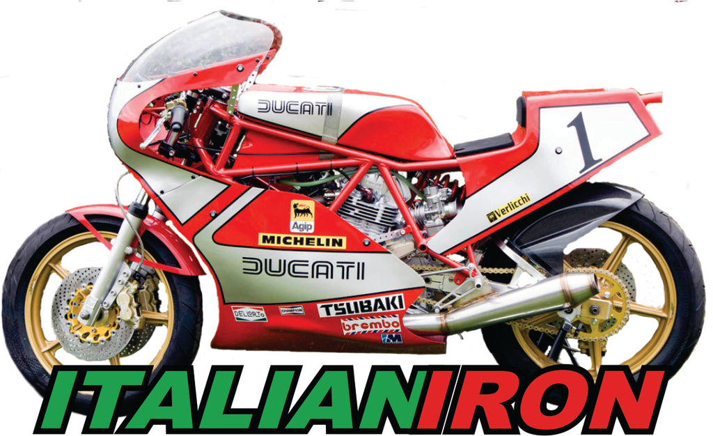 Italianiron TT 1000 Racer Project with Two Wheel Classics-UK Kit