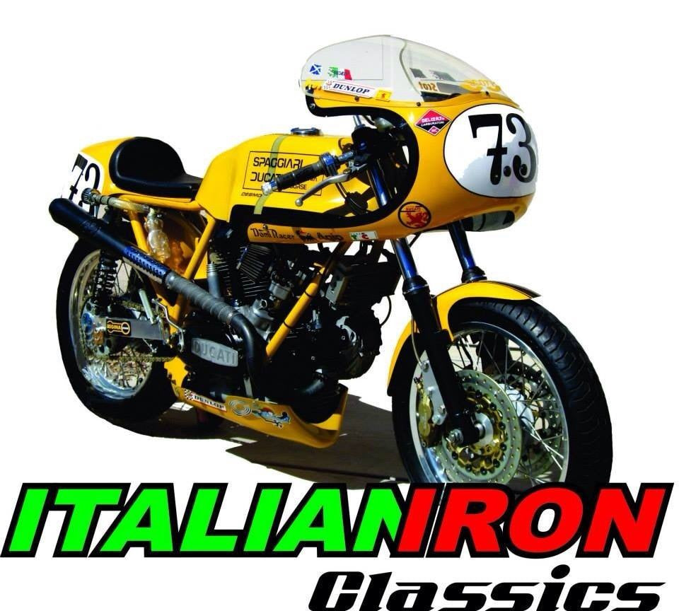 Italianiron/Two Wheel Classics-UK Ducati 650 Pantah Racer Project