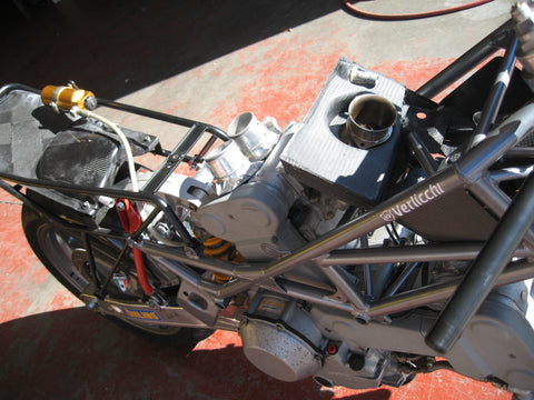ducati 851 customer build at italianiron classics, llc