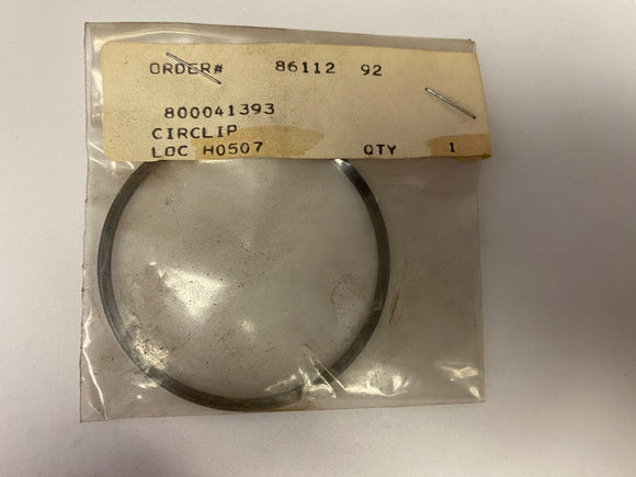 Ducati 907 ie NOS Stop Ring, #800041393