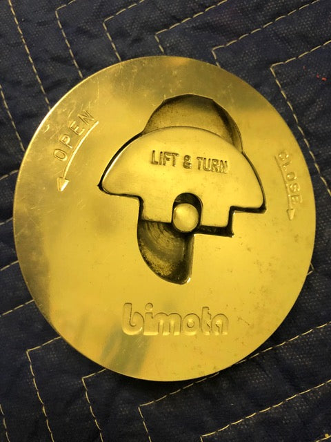 Bimota DB1 Alloy Fuel Cap