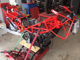 Ducati 888 Project with 996 Engine