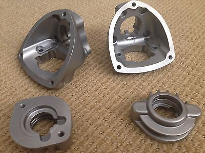 Ducati 900, 860, 750 Bevel Drive Gear Housing (2) Set with (2) Top Tube Supports