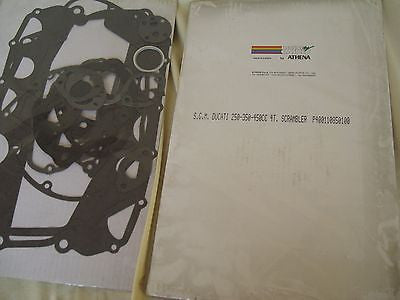 Ducati Single Wide Case Bevel Drive Gasket Sets by Athena
