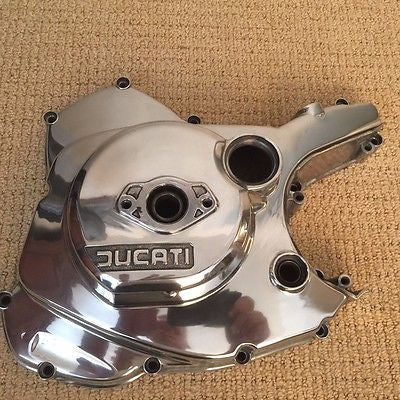 Ducati Pantah Engine Covers