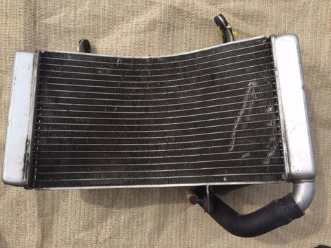 Ducati 996 Radiator with Fan