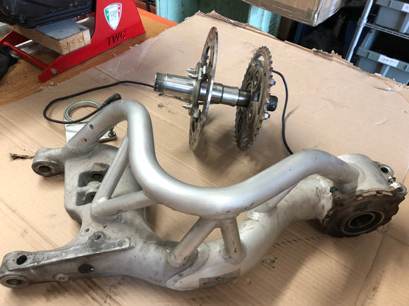 Ducati Monster S2R OEM Swingarm