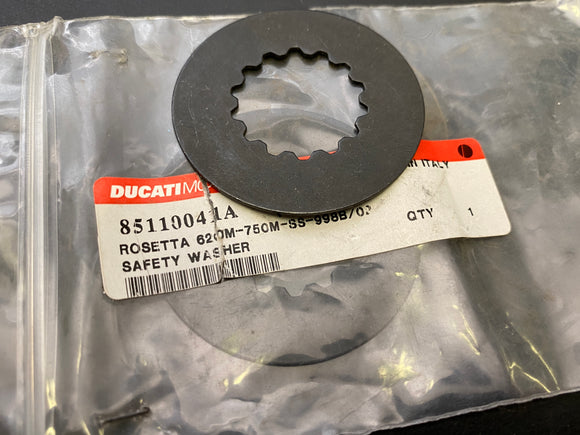 Ducati NOS Safety Washer, #39110011A