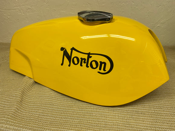 Paul Dunstall Norton Fuel Tank